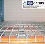 Hochleistungsladeplatten-Zahnstangen-Maschendrahtdecking-Schicht für Lager-Speicher