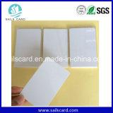 Wijd Kaart RFID van de Grootte van het Gebruik Cr80 de Klassieke Witte Lege