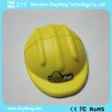 Kundenspezifischer Safety Helmet Shape USB Flash Drive mit Logo (ZYF1053)