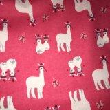 Pijamas da flanela de algodão
