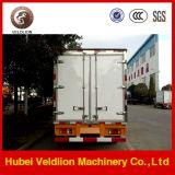 4X2 Isuzu 5t 냉장고 음식 수송 상자 트럭