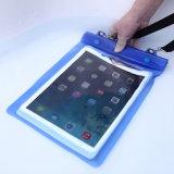 Monture filtre imperméable à l'eau de tablette de course de natation avec la courroie pour l'iPad