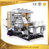 Nicht gesponnene Blatt-Ausschnitt-Maschine mit Drucken-Maschine der Farben-2