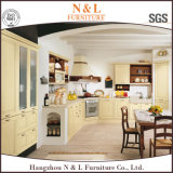 N及びLドイツ様式の台所家具はおよび反黄色になること反スクラッチする(kc3090)