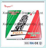 Haltbare Mitnehmerverpackungs-Postpizza-Kasten (PIZZA-004)