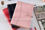 Multy-kleur de Dagboeken die van Hardcover van het Leer Notitieboekjes schrijven