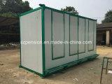De alta calidad de bajo costo prefabricados / Prefab Mobile House / WC en la calle