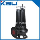 Pompes à eau d'égout submersibles de découpage électrique (WQK85-13-7.5)