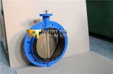 Monoflange Drosselventil mit Cer ISO Wras genehmigte