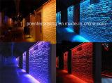 Arandela al aire libre de la pared de la iluminación del bulbo del LED