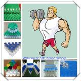 Músculo del péptido que construye la hormona esteroide humana de Somatotropin