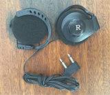 安く使い捨て可能な航空航空会社の耳のホックのヘッドセット