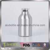Пустая бутылка алюминиевой пыли с закрытием просевателя Oxidic