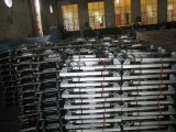 Leichte faltbare Aluminiumgepäck-Handlaufkatze