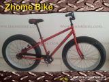 درّاجة أجزاء/درّاجة إطار/سمين درّاجة سبيكة ألومنيوم إطار وشوكة
