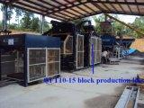 Einfacher automatischer Qft10-15 Produktionszweig