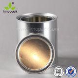 معدن قصدير علبة [متل كتينغ] صغيرة يستطيع فضّلت مستديرة يخلو [ألومينوم كن]