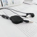 Goedkope Promotie Intrekbare Oortelefoon van Fabriek Shenzhen