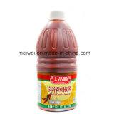 Knoblauch-Soße des Paprika-2.5kg in der Plastikflasche