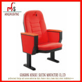 Silla pública del auditorio del asiento de los muebles con la pista de escritura (MS-112)