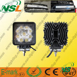 9PCS*3W DEL Work Light, 27W Epsitar DEL Work Light, Spot/Flood DEL Work Light pour Trucks.