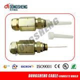 동축 케이블 RG6 연결관