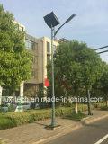 Indicatore luminoso di via solare con il LED per illuminazione stradale