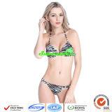 Ladys reizvoller Leopard-Bikini/heißer Leopard-Bikini