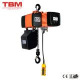 Tbm 호이스트, 알루미늄 합금 전기 체인 호이스트, 0.5 톤 전기 체인 호이스트