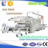Máquina que lamina de Pur del derretimiento caliente a estrenar del año 2016