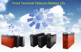 Bateria terminal 12V55ah do acesso dianteiro Telecom da boa qualidade