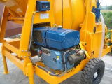 Betoniera comprata gruppo Rdcm500-16dh di Crec in Africa
