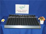 Foldaway板によって作動するカーボンエアー・フィルタ