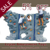 Jeux populaires Plastic Kids Rock Climbing Wall (12148B)