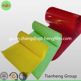 Bunter flexibler Kasten-Grad Belüftung-steifes Film-Rohr-Gefäß