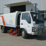 Isuzu 4 * 2 Runway Aspirateur / Diesel Power Street Sweeper