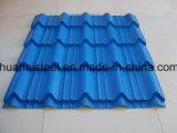 Acier galvanisé trempé à chaud et à la qualité pour la toiture