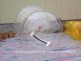 sfera ambulante dell'acqua gonfiabile del PVC di 0.9mm/sfera corrente gonfiabile da vendere