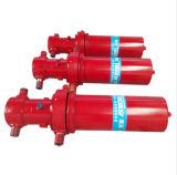 100 Tonnen-Zylinder-hydraulischer Kipper