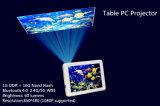 60 lúmens aperfeiçoam o projetor do PC da tabuleta