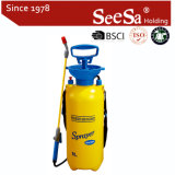 8L庭Pressure Hand Compression Manual Shoulder Sprayer (SX-CS8A)