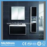 LED interruptor del tacto de alto brillo de pintura doble lavabo accesorios de baño (BF132D)