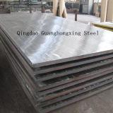 Grado a/B, laminado en caliente, placa de acero de ASTM A242 A588 de Corten
