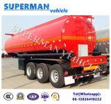 半炭素鋼の液体の輸送の石油燃料のタンカーのトレーラー