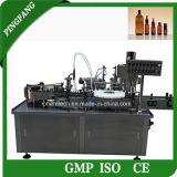 Macchina di rifornimento liquida automatica di assicurazione commerciale, macchina di rifornimento liquida delle fiale
