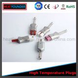 Fiche en céramique de température élevée industrielle de qualité