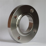 Bride de pipe d'acier inoxydable de la norme ANSI B16.5 (AISI 304 316 321)