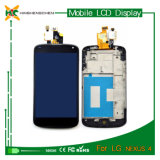 LG Google Nexus를 위한 최신 Mobile Phone LCD Screen 4 E960