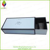 Embalaje de la caja de regalo de papel cosmética de la marca famosa