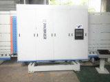 Macchina di rivestimento butilica, macchina di rivestimento calda dell'espulsore della fusione per la linea di produzione di vetro d'isolamento